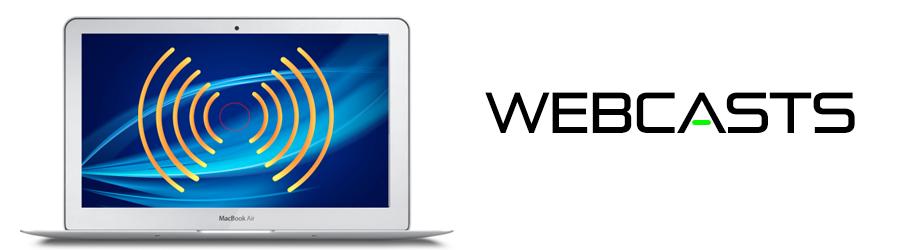 webcasts